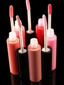 Lip glosses — Stock Photo