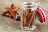 Cinnamon bark — Stock Photo