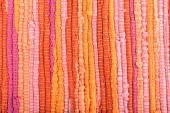 Woven carpet background — Stock Photo