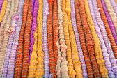 Woven carpet — Stock Photo