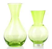 Glass vase — Stock Photo