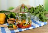 Insalata di verdure — Foto Stock