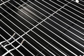 Barbecue grill close-up — Stock Photo