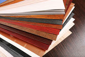Color palette for furniture — Stock Photo