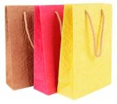 бумажные сумки — Стоковое фото