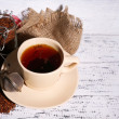 Cup of rooibos tea — Stock Photo #53951173