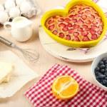 Baking tasty pie — Stock Photo #54029939
