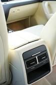 Interior de carro moderno — Fotografia Stock