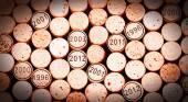 şarap mantarlar — Stok fotoğraf