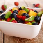 Delicious fruits salad — Stock Photo #54733129