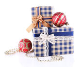 Beautifully packaged gifts — Stock Photo