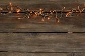クリスマス ホリデー ライト — ストック写真