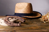American West still life — Stockfoto