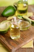 Avocado oil — Stock Photo