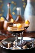 Espresso cocktail — Stock Photo