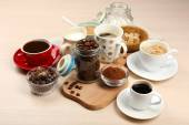 Fresh tasty coffee — Foto de Stock