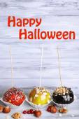 Happy Halloween background — Stock Photo