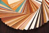 цветовая палитра для мебели — Стоковое фото
