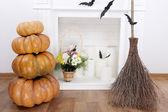 Halloween samenstelling — Stockfoto