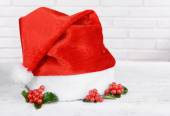Christmas hat — Stockfoto