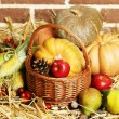 Autumn composition — Stock Photo #57245371