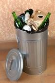 Recycling bin — Stock Photo