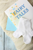 Fairy tales book — Stock Photo