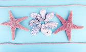 Sea shell souvenirs — Stock Photo