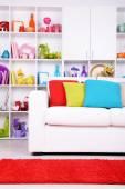 Modern interior design — Стоковое фото