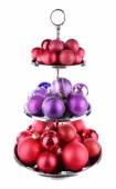美しいクリスマス ボール — ストック写真