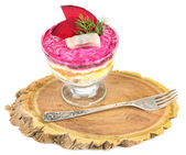 Rus ringa balığı salatası — Stok fotoğraf