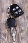 Car key with remote control — Stock Photo