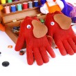 Making of handmade toys — Stock Photo #60896851