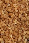 Cane sugar background — Stock Photo