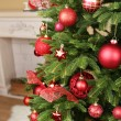 Decorated Christmas tree — Stock Photo #61011191