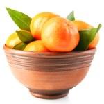 Tasty ripe mandarins — Stock Photo #61097047