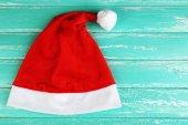 Santa red hat — Stock Photo