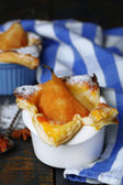 Small pear pies — Foto Stock