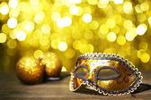 Máscara de carnaval hermoso — Foto de Stock