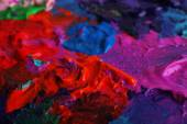 Abstract painted background — Stock Photo