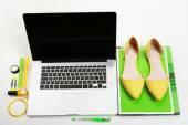 Fashion blogger concept — Foto de Stock