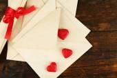 Aşk mektupları — Stok fotoğraf