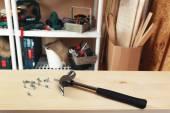 Workshop tools — Stock Photo