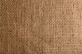 Sackcloth textured background — Stock Photo