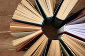 Group of books — Foto de Stock