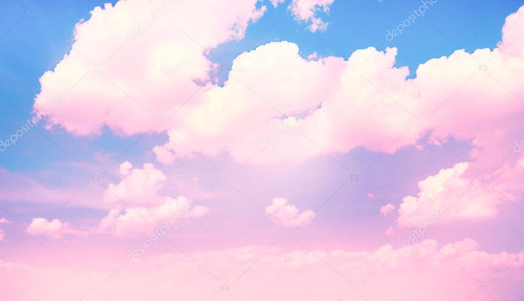 Красивое небо с облаками фото