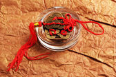Feng shui coins — Stock Photo