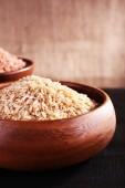 Diferentes tipos de arroz — Fotografia Stock