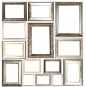 Collage of frames — Stock Photo