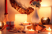 Romantik natürmort — Stok fotoğraf